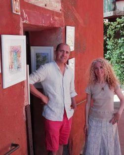 Annssa O et Jacques W.